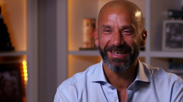 Gianluca Vialli gives his thought's on England v Italy