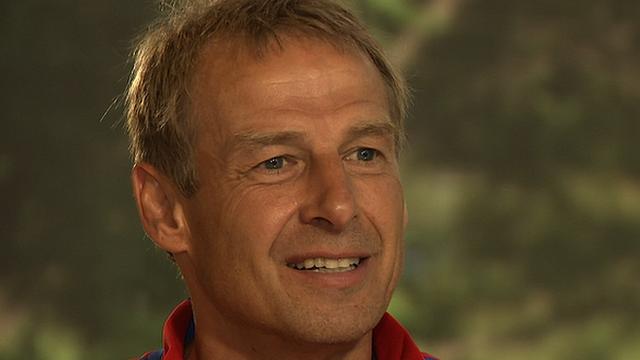 USA coach Jurgen Klinsmann hoping for glory against Ghana