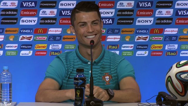 World Cup 2014: Cristiano Ronaldo fit and ready for Portugal