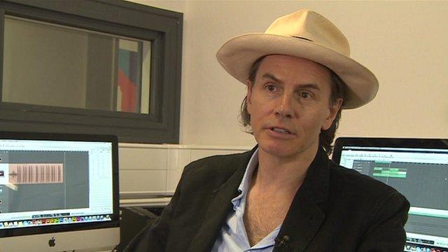 Duran Duran's John Taylor