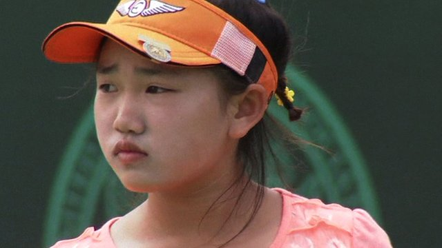 Eleven-year-old Lucy Li set to make US Open debut