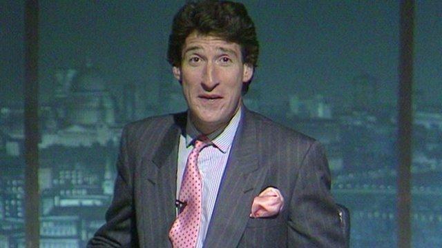 The BBC's Jeremy Paxman