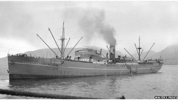 SS Harmanteh