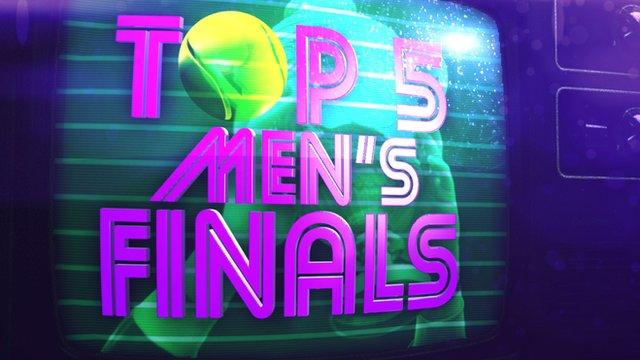 Five classic men's Wimbledon finals