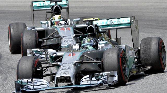 Austrian Grand Prix highlights: Rosberg holds off Hamilton for win