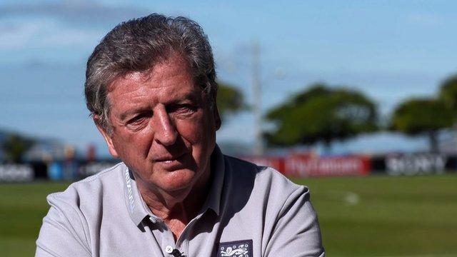 World Cup 2014: Roy Hodgson on England exit