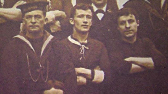 Soldiers from Eyam who died in World War One