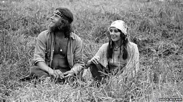 Woodstock couple