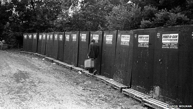 Woodstock toilets