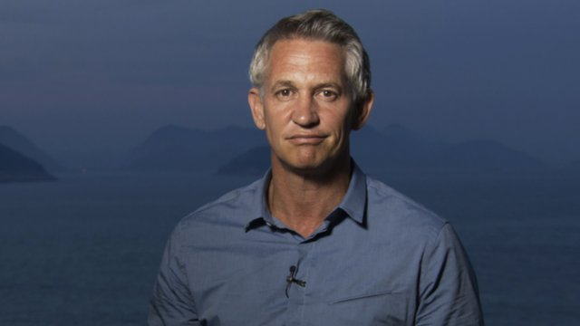 Brazil had to stay in - Gary Lineker