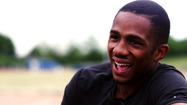 Chijindu Ujah is aiming to get faster