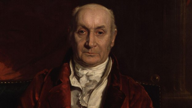 Portrait of James Sadler