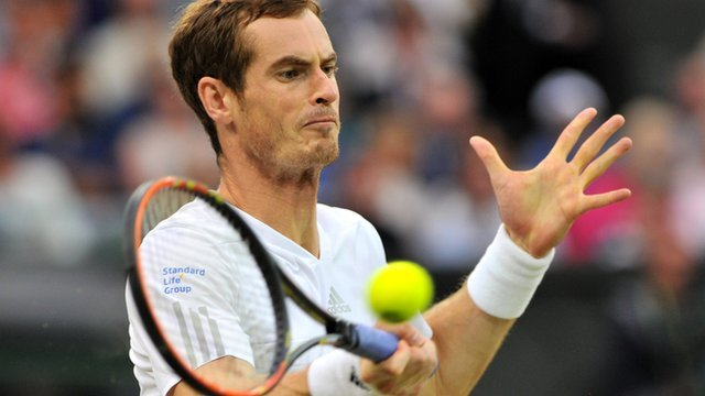 Wimbledon 2014: Andy Murray beats Kevin Anderson in fourth round