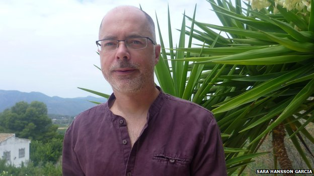 Melker Hansson in Spain