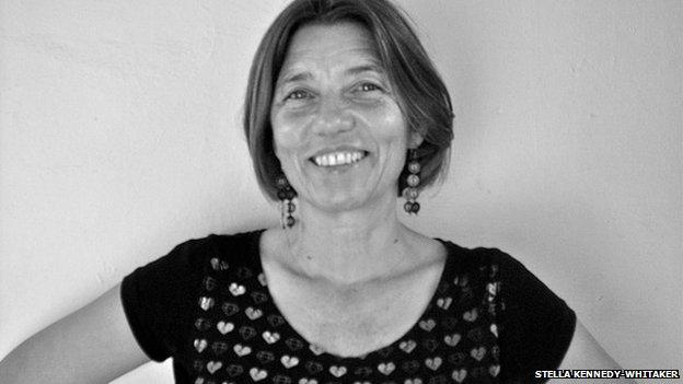 Alexandra Whitaker in Spain