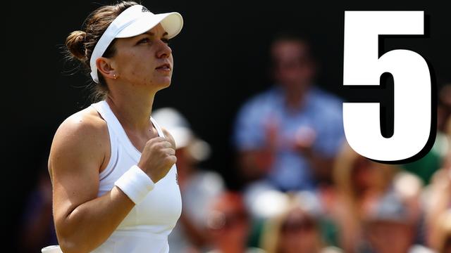 Wimbledon 2014: Simona Halep eases past Zarina Diyas