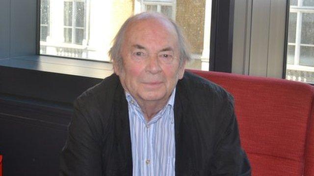 Illustrator Sir Quentin Blake