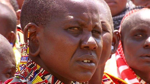 Maasai proponent of FGM Esther Shabashina