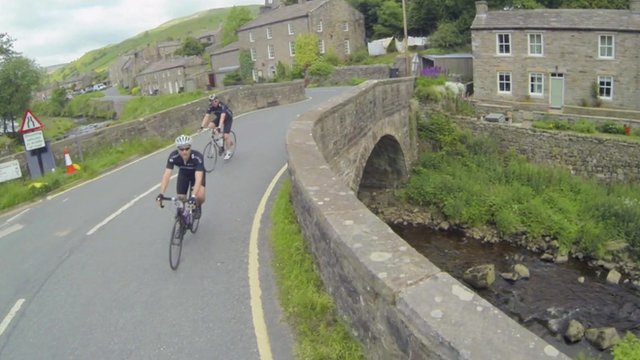 Cycling in Yorkshire