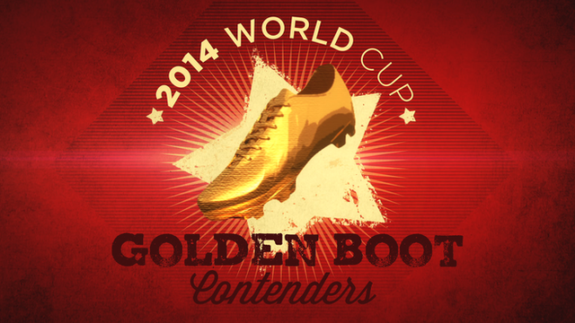 Who will win race for the 2014 World Cup Golden Boot?