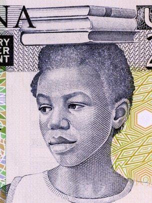 Ghana bank note