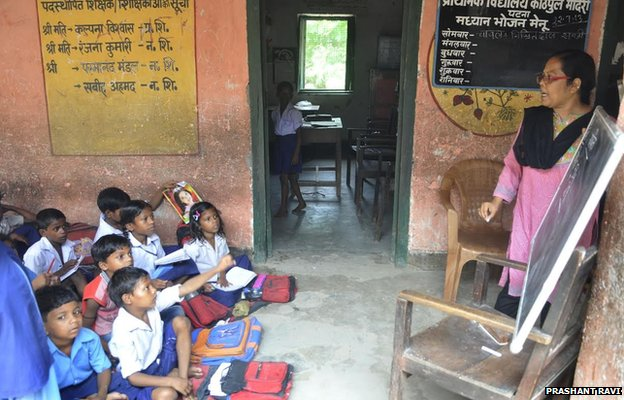 BBC News - The rot in India's primary education