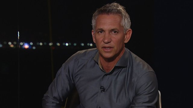 BBC Sport's Gary Lineker on humiliating night for Brazil