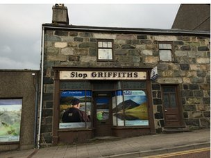 Siop Griffiths