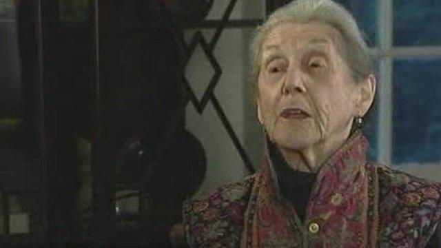 Nadine Gordimer on HardTalk in 2011