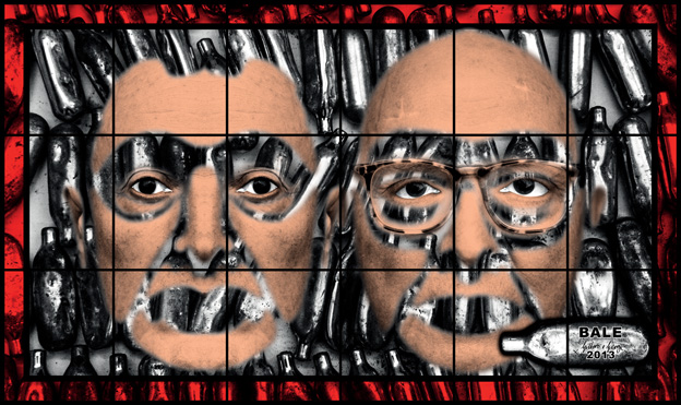 Bale by Gilbert & George