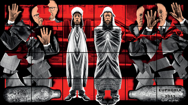 Euphoria by Gilbert & George