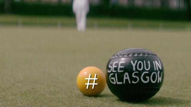 Watch some of the athletes competing at this year's Commonwealth Games as they get ready to #seeyouinglasgow