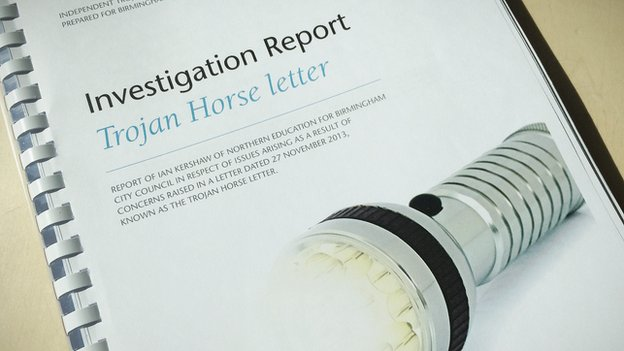 Ian Kershaw's report