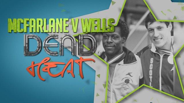Commonwealth Games moments: Allan Wells & Mike McFarlane dead-heat