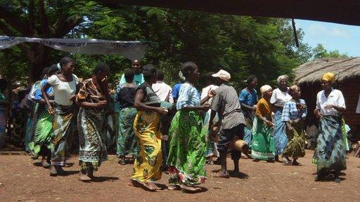 Dathliadau traddodiadol yn Malawi