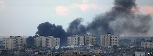Gaza during Operation Cast Lead