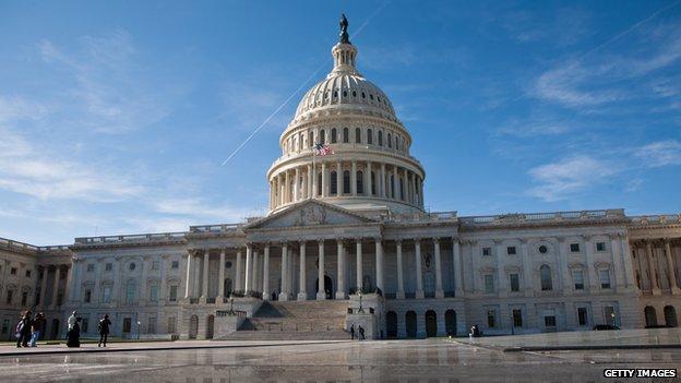 Wikipedia blocks 'disruptive' page edits from US Congress - BBC News