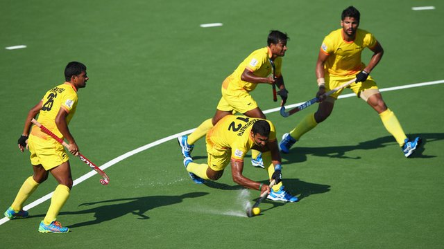 Glasgow 2014: Highlights - India beat Wales 3-1