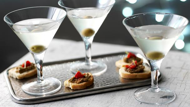 Dirty martini by Sophie Dahl