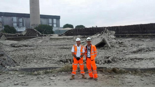 After Didcot power station demolition