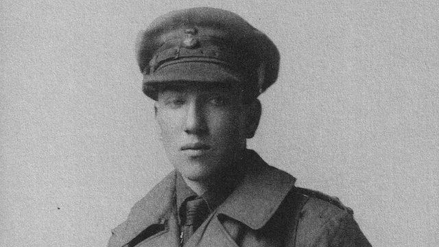 Robert Graves in WW1