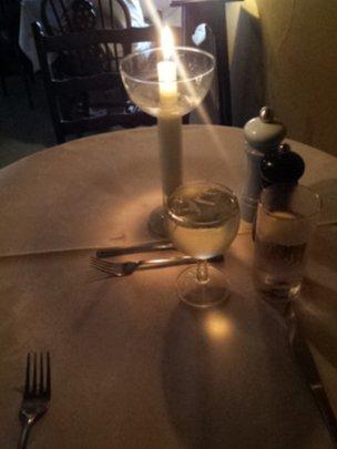 Tenby restaurant