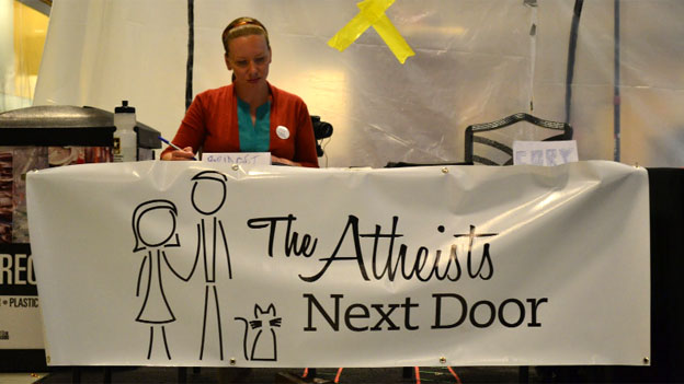 Student atheism convention