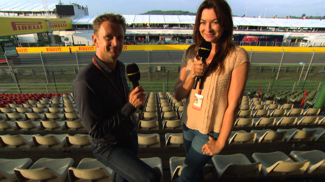 Allan McNish and Suzi Perry review the Formula 1 season so far