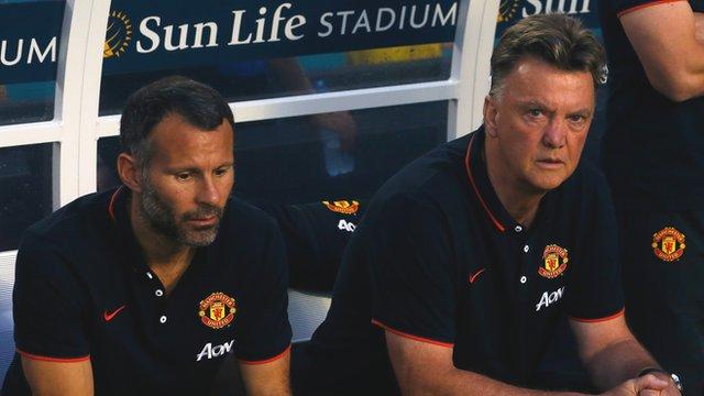 Man Utd 3-1 Liverpool: Louis van Gaal refuses to get carried away