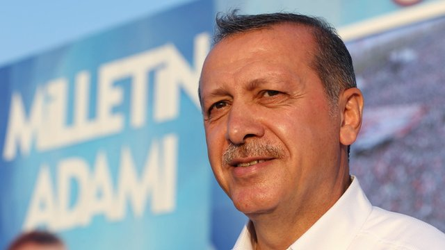Turkish PM Erdogan