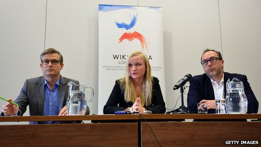 Wikimedia press conference