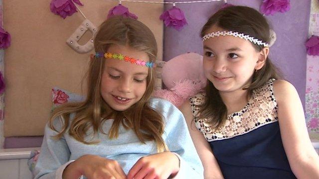Ava and Leilani