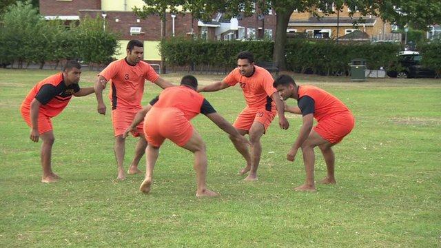 Slough Kabaddi Club
