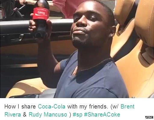 Viner Greg Davis Jr Coke clip